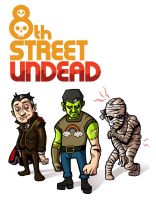 8th Street Undead - 2 by mike-loscalzo