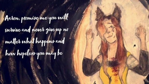 Promise Me~ Melissa Lycan by ThisClumsyArtist