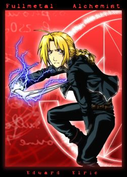 Edward Elric by GhoulSoul