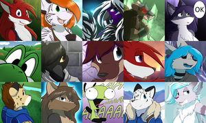 Many Icons by infinitedge2u