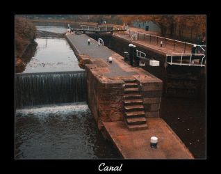 Canal by whispersandmoans