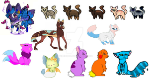 Mixed Adopts Resell [CLOSED] by Velemoon