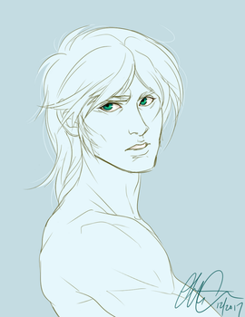 Shin Mouri by anniecoleptic