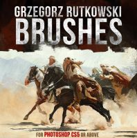 Brushes by 88grzes