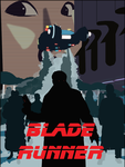 Blade Runner Vector Poster by Bloody-Dingo