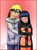 NaruHina :Outfit Switch 2: by TharenStorm