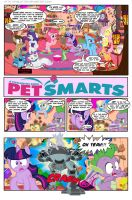 Pet Smarts Comic by PixelKitties