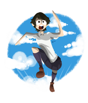 The Girl Who Leapt Through Time by pP009