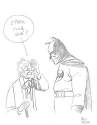 PACO ROCA - CLUB BATMAN by Club-Batman