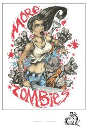 more zombies by Mr-Tasi