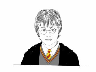 Harry Potter by CallMeHe