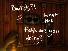 WTF Barrels?! by guineapiggy202