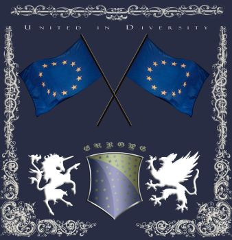 European coat of arms by EuropeanUnion