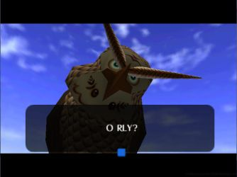 OoT O RLY? by UltimateAlexDancer