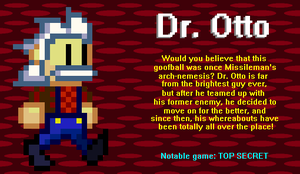 Crossed Worlds: Dr. Otto's Character Bio by RyanSilberman