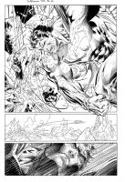 Jim Lee SUPERMAN by TimTownsend