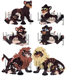 Boof-Zone Lion Mama Results by LionsOhMy