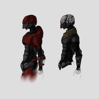 Emery Guardian and Rogue comparison by Emery-Keegan