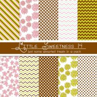 Free Little Sweetness 14 by TeacherYanie