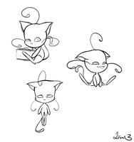 Plagg sketchies by lillpetal