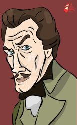 Hello, I'm Vincent Price by Kitsulie