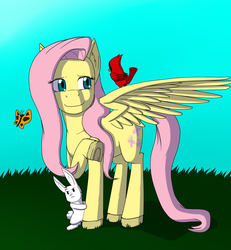 Fluttershy by supervanman64