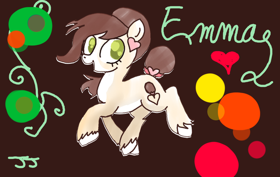 Emma OC Rquest by ZoruaAWESOME