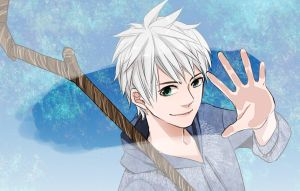 Jack Frost by LESS39