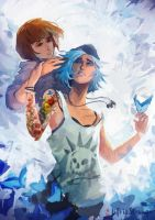 Life is Strange by Drawmonsterdraw