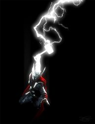 The Mighty Thor V by DanielMurrayART