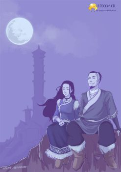 Esteemed: Brother and Sister by tissine