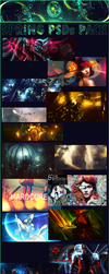 IP Spring Special Psds Pack by Insanity-project