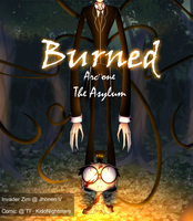 Burned- comic cover by TF-KidoNightmare
