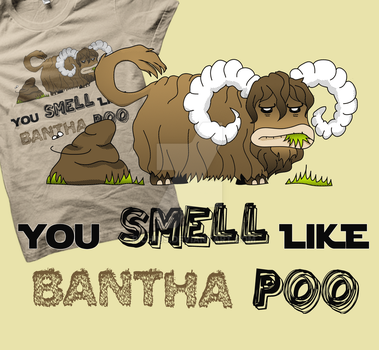 Bantha's hate by Pichins