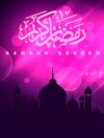 Ramzan Kareem 2015 wallpaper + psd by SHAHBAZRAZVI