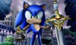 Sonic and the black knight by Selfie1991