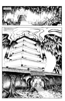 Hungry Ghost Festival Page 1 by chlsmok