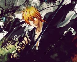 Wallpaper Bleach 3 by HuOs