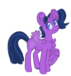 mutated pony adopt / open