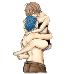Lift,  Kaito | Meiko by Soul-of-the-Sword