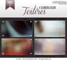 4 Camera Blur Textures by OftheCrucified