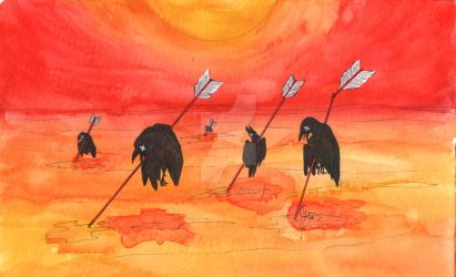 A Murder of Crows by Matriarch667