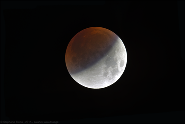 Lunar Eclipse (1) by Salahmi