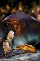 FARSCAPE 6 by calebcleveland