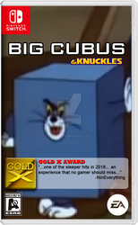 Big Cubus by theultratroop