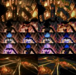 Ghost in the Shell - Thermo Optical Downsampling by ersinertan
