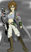 Ghostbuster: Vanessa Williams by hmsnike