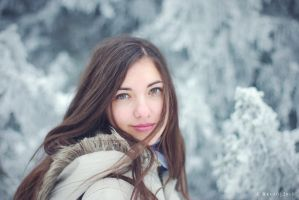winter wind by Becso