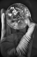 Crystal orb by OfTheDunes