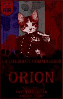 French Lieutenant Commander Orion by Lost-in-Hogwarts